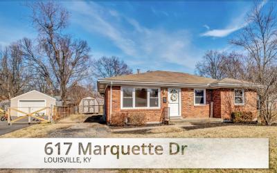 617 Marquette Dr Louisville KY 40222
