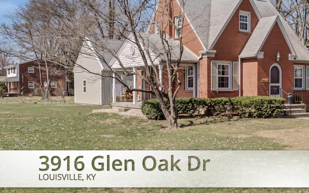 3916 Glen Oak Dr, Louisville, KY, 40218