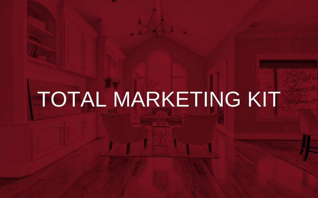 Single Property Website and Marketing Kit